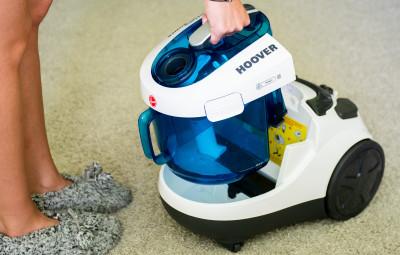 Пылесос с аквафильтром: за что переплачивают?