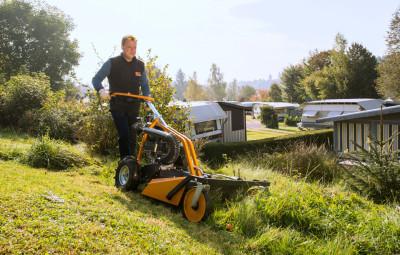 Сенокосилки для высокой травы: принцип работы, виды, лучшие модели