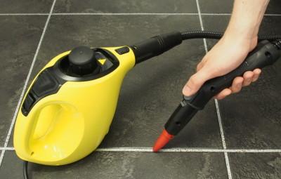 Как убрать быстро и легко: выбираем пароочиститель