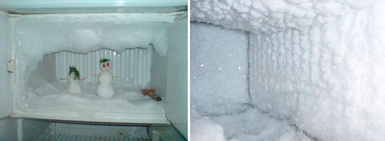 Как быстро разморозить старый холодильник и особенности разморозки