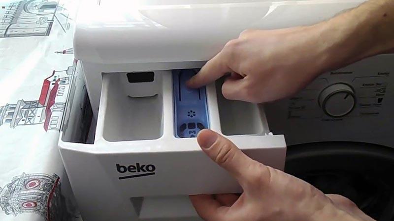 Промывка стиральной машины автомат