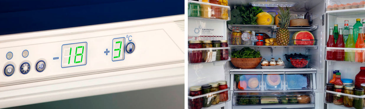 Оптимальная температура в морозильной камере атлант
