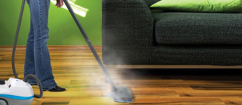 Обзор пылесосов с паровой насадкой