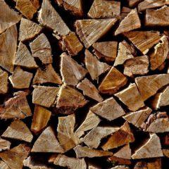 Дрова из осины
