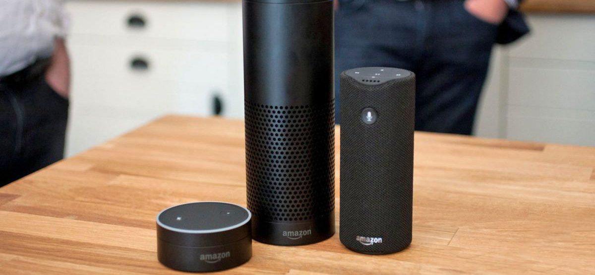 Echo от Amazon