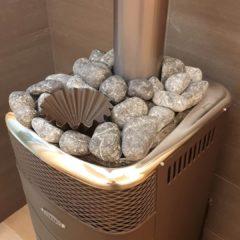 Газовая печь для бани