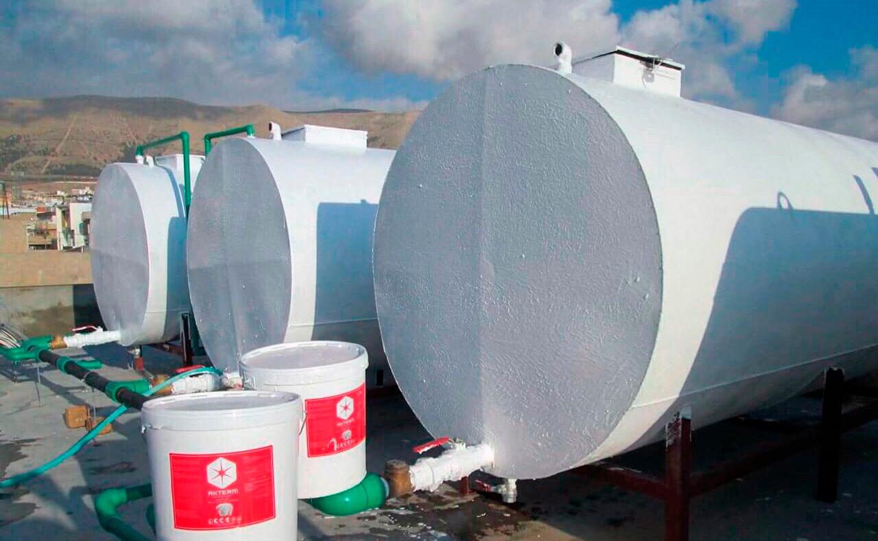 защита технологических емкостей и резервуаров;